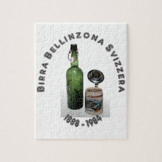 Birra Bellinzona Svizzera puzzle