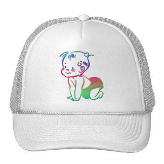 Birth Announcement / Keepsakes) Trucker Hat