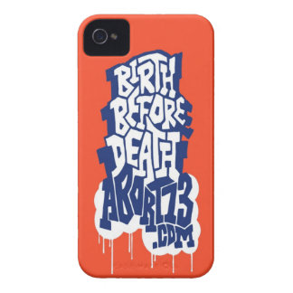 Birth Before Death / Abort73.com iPhone 4 Cases