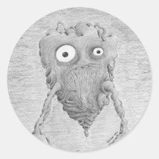 Birth Classic Round Sticker