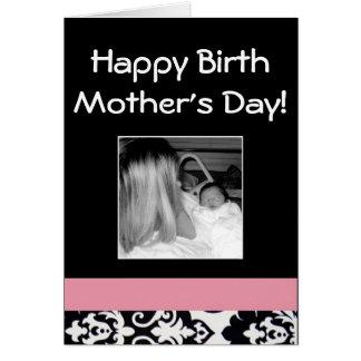 Birth Mom's Day Card