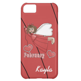 Birth Month February  Iphone 5 case
