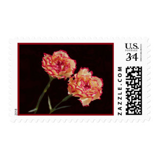 Birth Month Floral Postage - January