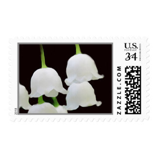 Birth Month Floral Postage May Lily of the Valley