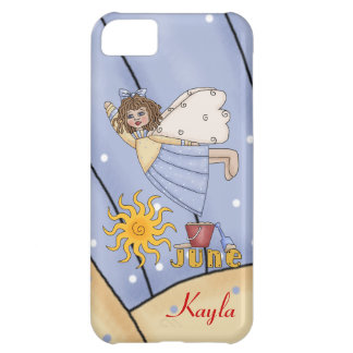 Birth Month June  Iphone 5 case