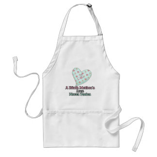 Birth Mothers Love Never Fades Adult Apron