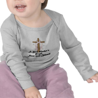 Birth Mothers Prayer Never Unheard Pink RIbbon Tees