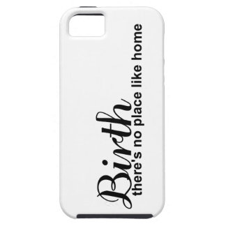 Birth- no place like home iPhone SE/5/5s case