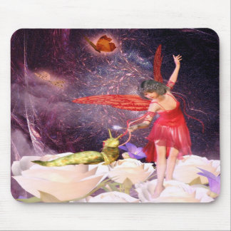 Birth of a Butterfly Mousepad