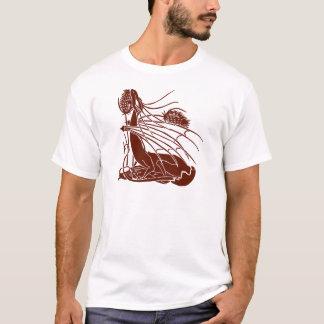 """Birth Of A Dragon"" - Deep Red - T-Shirt"