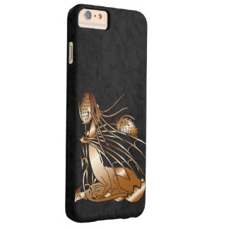 """""""Birth Of A Dragon"""" - Faux Copper Barely There iPhone 6 Plus Case"""
