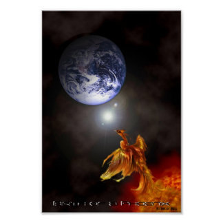 Birth of a Phoenix Poster