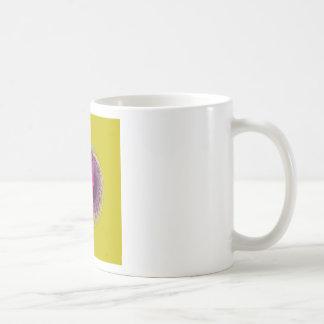 Birth of a poppy coffee mug