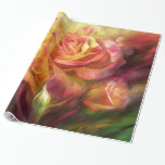 Birth Of A Rose Art Gift Wrap