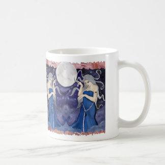 Birth of a Star celestial maiden mug Basic White Mug
