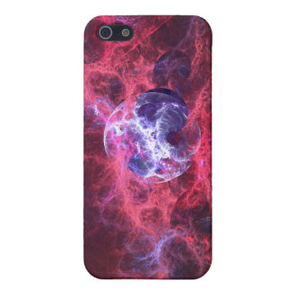 Birth of a Star Fractal Art Cover For iPhone SE/5/5s