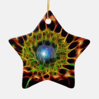 Birth of a Star.jpg Ceramic Ornament
