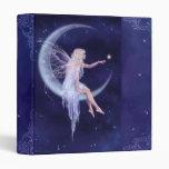 Birth of a Star Moon Fairy Binder