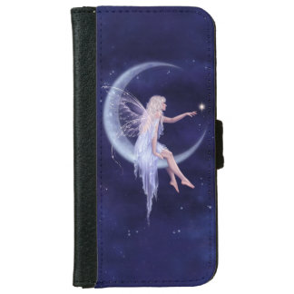 Birth of a Star Moon Fairy iPhone 6 Wallet Case