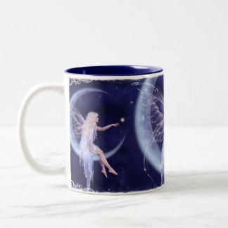 Birth of a Star Moon Fairy Mug