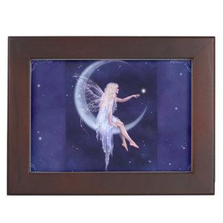 Birth of a Star Moon Fairy Premium Keepsake Box