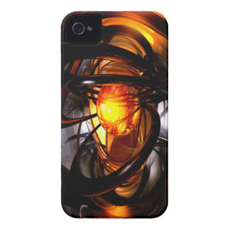 Birth of a Sun Abstract Blackberry Bold Case