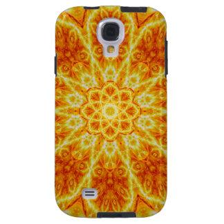 Birth of a Sun Mandala Galaxy S4 Case