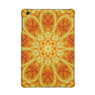 Birth of a Sun Mandala iPad Mini Covers