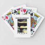 Birth Of A Tornado Inside (Meteorology) Card Deck