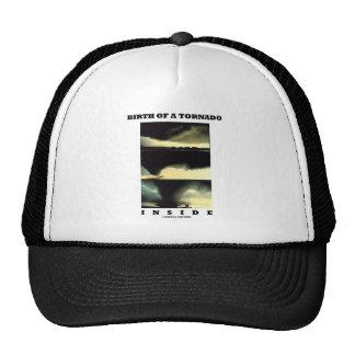 Birth Of A Tornado Inside (Meteorology) Trucker Hat