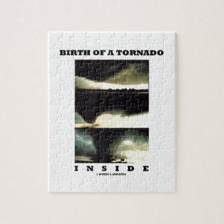Birth Of A Tornado Inside (Meteorology) Jigsaw Puzzle