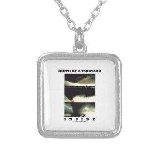Birth Of A Tornado Inside (Meteorology) Pendant