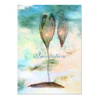 Birth of a Triffid 5x7 Paper Invitation Card