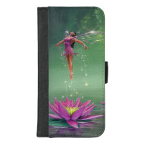 Birth of a Water Nymph iPhone 8/7 Plus Wallet Case