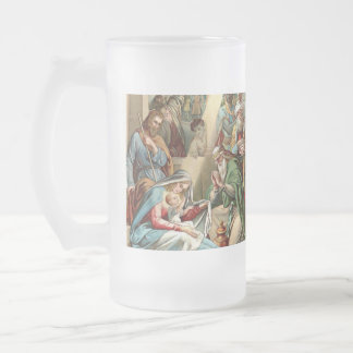 birth of chirst - Mug Two-Image Template