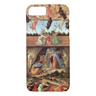 Birth of Christ, Mystic Birth by Sandro Botticelli iPhone 8/7 Case