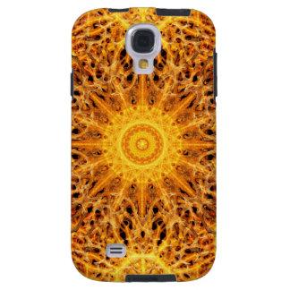 Birth of Fire Mandala Galaxy S4 Case