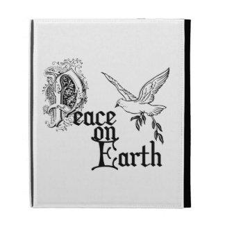 Birth of Jesus iPad Folio Covers