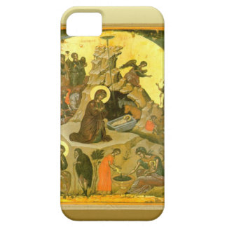 Birth of Jesus iPhone SE/5/5s Case