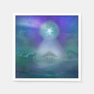 birth of Jesus Napkin