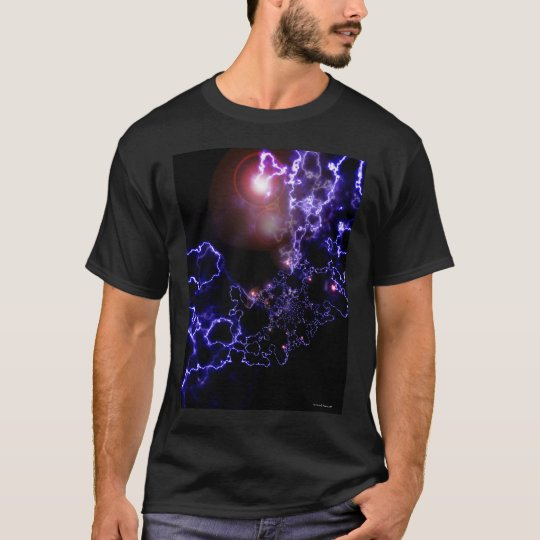 Birth of Lighting - Designer T-Shirt