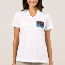 Birth of lights polo shirt