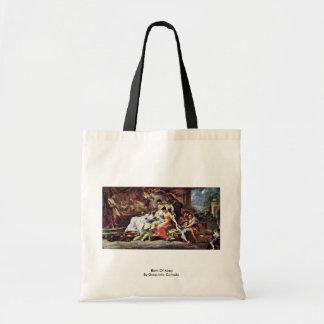 Birth Of Mary By Giaquinto Corrado Bag