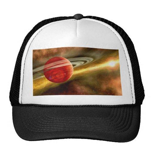 Birth of Saturn Trucker Hat
