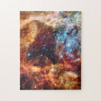 Birth of Stars Cosmic Creation Jigsaw Puzzle