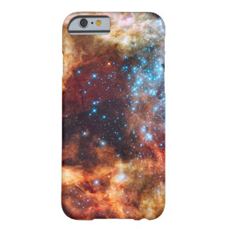 Birth of Stars Cosmic Creation New Blue Stars Barely There iPhone 6 Case