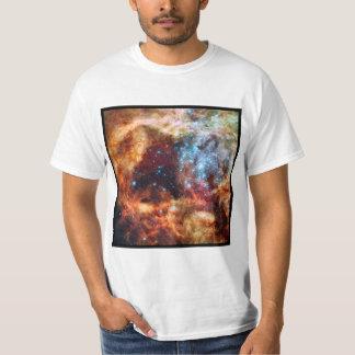 Birth of Stars Cosmic Creation Star Cluster Nebula T-Shirt