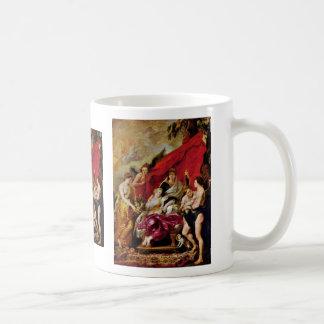 Birth Of The Dauphin Louis Xiii. By Rubens Peter Mug
