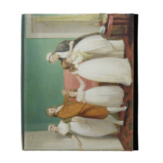 Birth of the Heir, c.1799 (oil on canvas) see also iPad Case