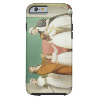 Birth of the Heir, c.1799 (oil on canvas) see also Tough iPhone 6 Case